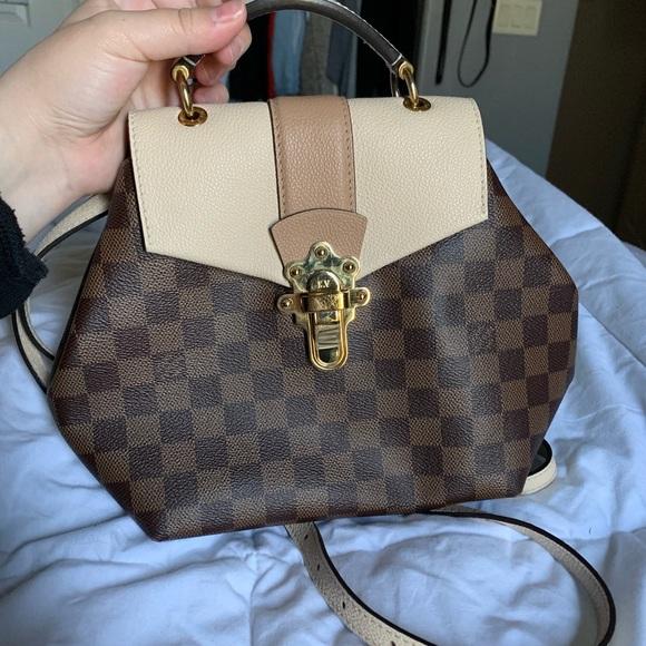 727794cba121 Louis Vuitton Handbags - Louis Vuitton Clapton Backpack